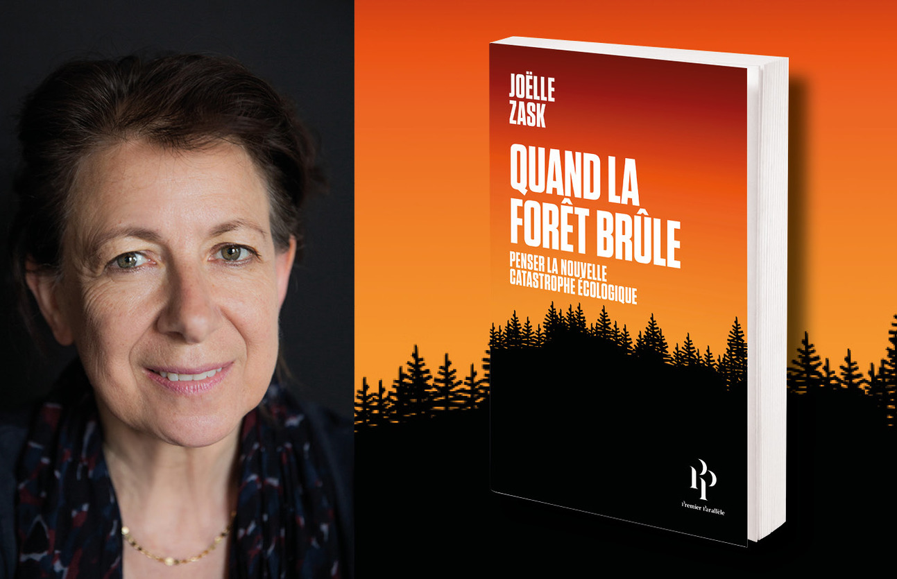 Réécouter Joëlle Zask à La Grande Table de France Culture
